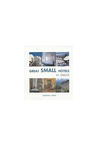 Great Small Hotels in Greece