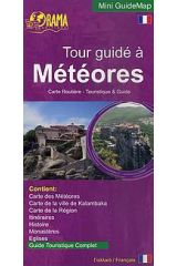 Tour guide a Meteores