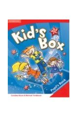 Kid's Box Junior A - Companion with Audio CD