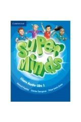 Super Minds Level 1 - Class Audio CDs