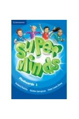 Super Minds Level 1 - Flashcards (Pack of 103)