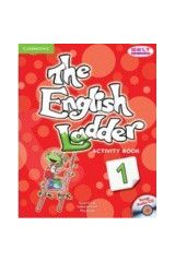 The English Ladder Level 1 - Activity Book with Songs Audio CD