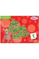 The English Ladder Level 1 - Flashcards (pack of 100)