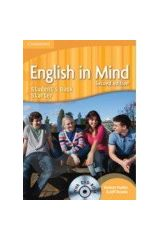 English in Mind Starter - Student's Book with DVD-ROM - 2nd edition