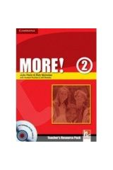 More! 2 - Teacher's Resource Pack with Testbuilder CD-ROM