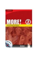 More! 2 - Workbook with Audio CD
