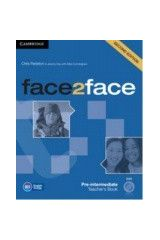 face2face Pre-intermediate - Teacher's Book with DVD - 2nd edition (NEW)