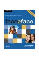 face2face Pre-intermediate - Workbook with Key - 2nd edition (NEW)