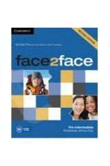 face2face Pre-intermediate - Workbook without Key - 2nd edition (NEW)