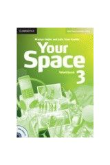 Your Space Level 3 - Workbook with Audio CD