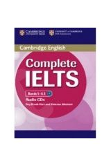 Cambridge - Complete IELTS Bands (5-6) - Class Audio CDs (New)