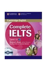 Cambridge - Complete IELTS Bands (5-6) - Student's Book without answers with CD-ROM (New)