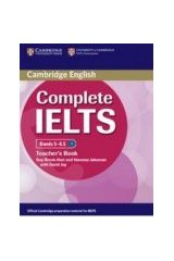 Cambridge - Complete IELTS Bands (5-6) - Teacher's Book (New)