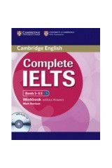 Cambridge - Complete IELTS Bands (5-6) - Workbook without answers with Audio CD (New)