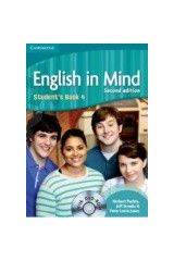 English in Mind 4 - Student's Book with DVD-ROM - 2nd edition