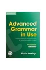 Advanced Grammar in Use -Book with answers and CD-ROM (2nd edition)
