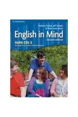 English in Mind 5 - Class Audio CDs (3) - 2nd edition