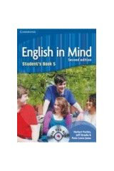 English in Mind 5 - Student's Book with DVD-ROM - 2nd edition