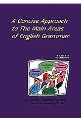 A Concise Approach to the Main Areas of English Grammar