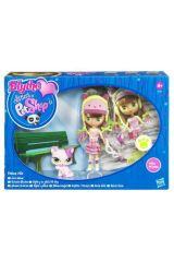 LPS BLYTHE DOLL WITH PET ASST