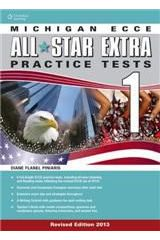 Michigan ECCE All Star Extra Practice Tests, Volumes 1 SB/Glossary (Pack) REVISED 2013