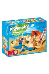PLAYMOBIL Compact Set Παραλία 4149