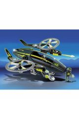 Playmobil Razorcopter των Mega Masters 5287