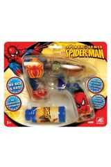 AS BUBBLE GAN 01055 SPIDERMAN