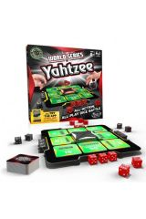 HASBRO GAMES YAHTZEE A2141 WORLD SERIES