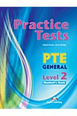 PRACTICE TESTS PTE GENERAL LEVEL 2 STUDENTS BOOK
