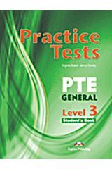 Practice Test PTE General Level 3 Student's Book