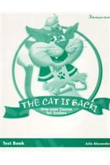 The Cat Is Back! One-year Course. Test Book
