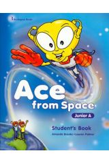 Ace from Space for Junior A Student's Book (Βιβλίο Μαθητή)