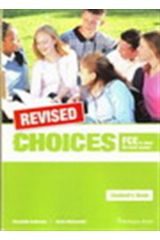 Choices for FCE & other B2 level exams. REVISED Workbook