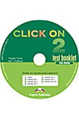 Click on 2: Test Booklet: Cd-Rom