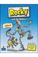 Rocky & The Rollers Junior B. Activity Book (Βιβλίο Ασκήσεων)