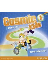 Cosmic Kids 1 - Audio Class CDs