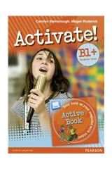 Activate B1+ Students' book with Active Book