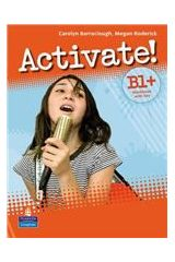 Activate B1+ Workbook (Teacher's edition) with CD-ROM