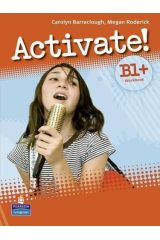 Activate B1+ Workbook with CD-ROM