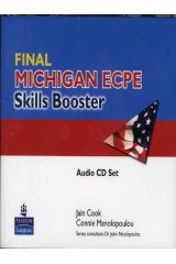 Final Michigan ECPE Skills Booster - Audio CDs (3)