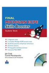 Final Michigan ECPE Skills Booster - Students' book & Multi-ROM