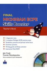 Final Michigan ECPE Skills Booster - Teacher's book & Multi-ROM