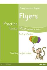 Young Learners Flyers Practice Tests Plus Teacher's book with Multi-ROM & Audio CD