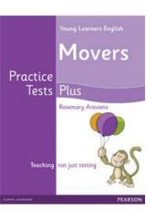 Young Learners Movers Practice Tests Plus - Students' book