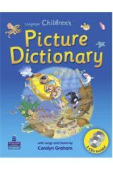 LONGMAN CHILDRENS' PICTURE DICTIONARY (+ CD)