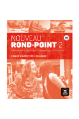 Nouveau Rond-Point 2 (B1), Cahier d'exercices + CD