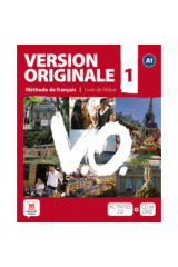 Version Originale 1,Livre de l'eleve + CD + DVD