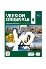 Version Originale 3 - Livre de l'eleve + CD