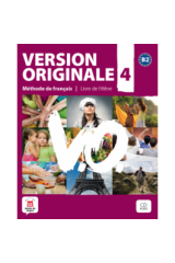 Version Originale 4 - Livre de l'eleve + CD